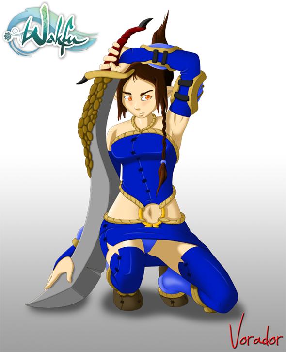 Eyléane et épée Dragoeuf, Wakfu